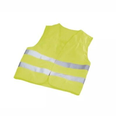 Genuine Mercedes-Benz Roadside Safety Fluorescent Compact Jacket A0005833500 NEW • 12.50£