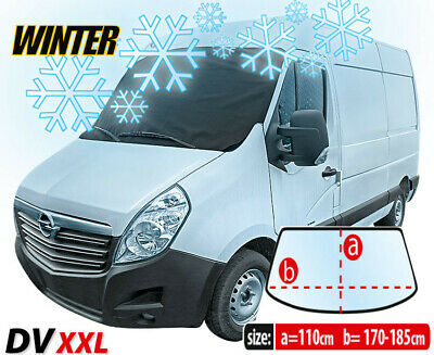 Van Windscreen Anti Frost/ice/snow Cover Protector Windshield Mercedes Sprinter  • 14.99£
