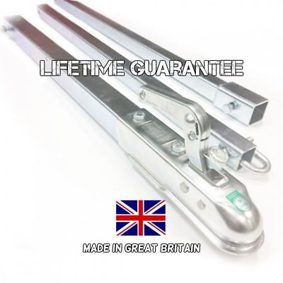 *new* 3.5 Ton Tow Bar Extendable 1.8m - 2.6m Pole Dolly A Frame Recovery 4x4 Van • 79.99£