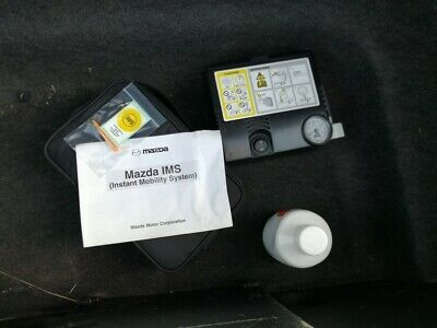 Mazda IMS Instant Mobility System, Emergency Tyre Inflation Kit • 27£