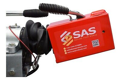 New SAS Fort B Fortress Trailer Hitch Lock For Bradley Brian James Couplings✅ • 114.99£
