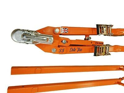 Solo Tow A Frame 3.5 Ton Recovery Professional Heavy Duty Frame Free P&p • 219£