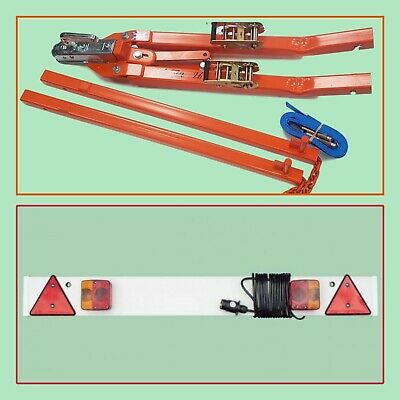 Solo Tow  A Frame 2.6 Ton Rec Pro H/duty Frame With Trailer Board1.21 & 10m Ca • 215£