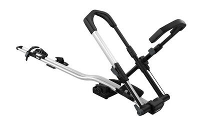 Thule 599 UpRide Bike Cycle Carrier | Roof Rack Cross Bar Mounted NEW IN STOCK • 170.50£
