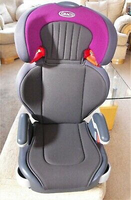 GRACO High-Back Child Car Seat (Age 4-12) • 10.50£