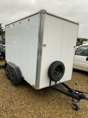 Double Axle Trailer For Sale • 1,500£