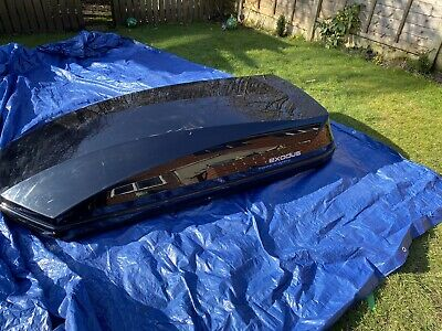 Roof Box Used • 80£