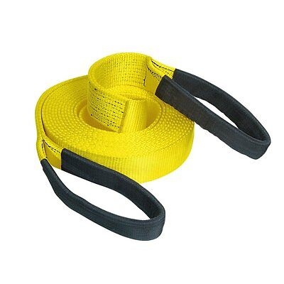 12T Heavy Duty 9M X 100mm Snatch Strap Tow Rope Towing 4x4 Offroad Recovery • 23.99£