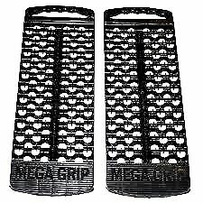 Car Snow Grip Mats Ice Road Traction Winter Safety Pair Mud Sand Emergency • 12.99£