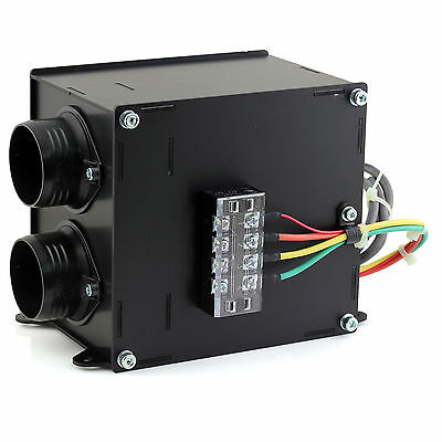 12v 600w Ducted Electric Cab Heater, VW Transporter, Air Cooled 911, VW Beetle • 160£