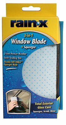 Rain-X 3-in-1 Window Blade 45619X • 12.49£