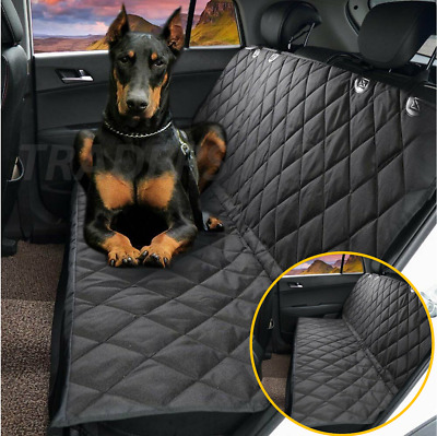Heavy Duty Quilted Pet Dog Car Rear Back Seat Cover FOR Range Rover Evoque 2011+ • 18.49£