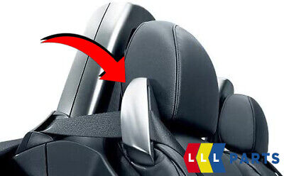 New Genuine Bmw Z4 E85 Seat Belt Headrest Guide Loop Cover Right O/s 72117078058 • 34.99£