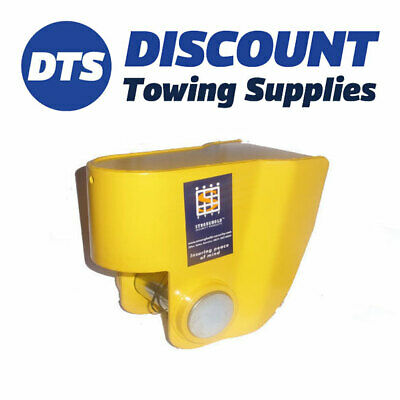 Clearance Sh5415 Stronghold Knott Avonride Trailer Hitch Lock For Ifor Williams • 76.99£