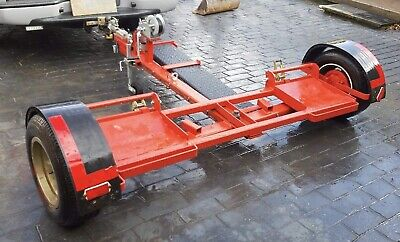 Heavy Duty Car Towing Dolly Newly Refurbished With Hydraulic Brakes • 1,200£