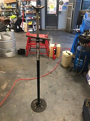 Hawk Gearbox Stand High Axle Stand Wind Screw Jack Lift • 49£