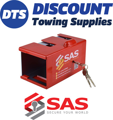 SAS FORT K Fortress Trailer Coupling Hitchlock For Knott, Able & Winterhoff • 102.99£