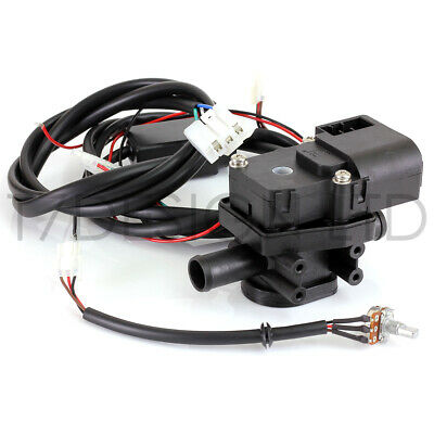 12v 24v Voltage Controlled Electric Heater Water Valve 16mm (5/8 ) Race Rally • 70£