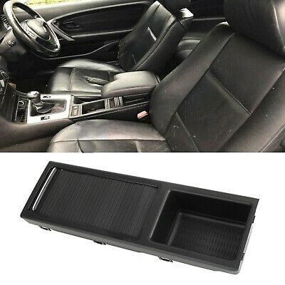 Front Center Console Storage Cup Holder Fits For BMW E46 3 Series 1998-07 BK UK • 32.39£