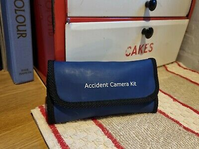 Modern Classic Car 80s 90s Accident Camera Kit - Never Used - Collectable  • 10.50£