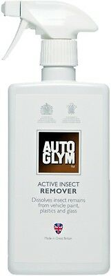 Autoglym Active Insect Bug Remover Car Bodywork Paint Windscreen Cleaner Valet • 7.49£