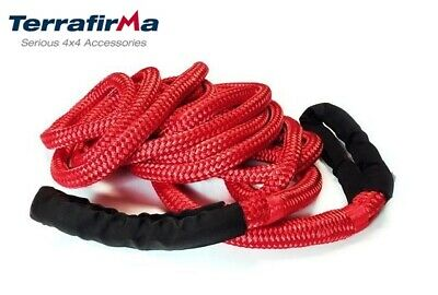 Terrafirma - Kinetic Recovery Rope 22mm 30ft 13000kgs-tf3311 • 57.89£