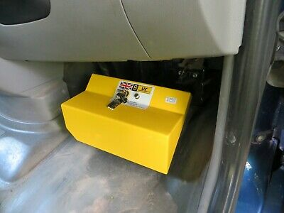 Ford Transit Van Anti-Theft Car Pedal Box Lock For Other Vehicles Message Me • 65.95£