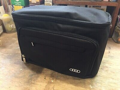 Audi Car Care Cleaning Kit With Storage Bag (Christmas Present?) • 12.50£