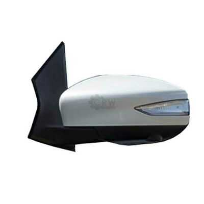 Exterior Mirror Complete Left For Nissan Pulsar Fastback (C13) Year 10.2014-> • 139.73£