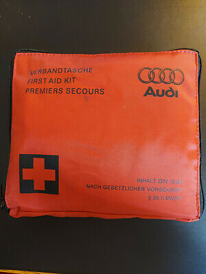Genuine Official Audi TT MK2 (2010) First Aid Kit 8P0860282A • 18.99£