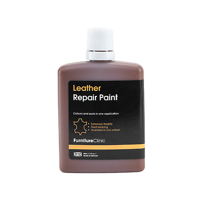 ALL IN ONE Leather Repair Paint. For Dyeing & Restoring Leather • 9.95£