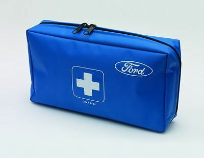 Genuine Ford S-Max 2015> Genuine Ford Blue First Aid Box 1882990 • 14.09£