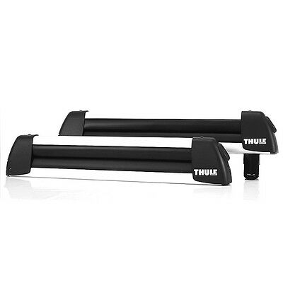 Genuine Thule Ski Carrier Deluxe 727 - 6 Pairs Of Skis / 4 Snowboards (2117636) • 181.90£