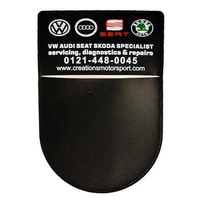 Car Disc Ticket Holder VW Audi Seat Volkswagen Windscreen Permit Pass Wallet New • 2.01£