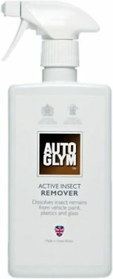 Autoglym Active Insect Remover Car Paintwork Exterior Spot Cleaner & Pre Wash • 10.99£