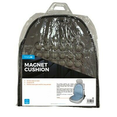 Simply Grey Seat Cushion - Free Delivery • 12.99£