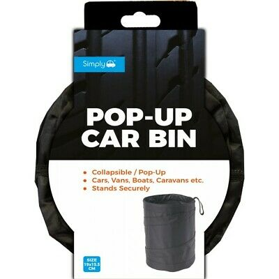 Simply Pop Up Storage Car Bin - Free Delivery • 7.99£