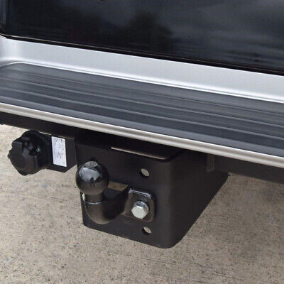 Mitsubishi L200 Series 5 Double Cab Heavy Duty Tow Bar (Includes Tow Ball) • 136.96£