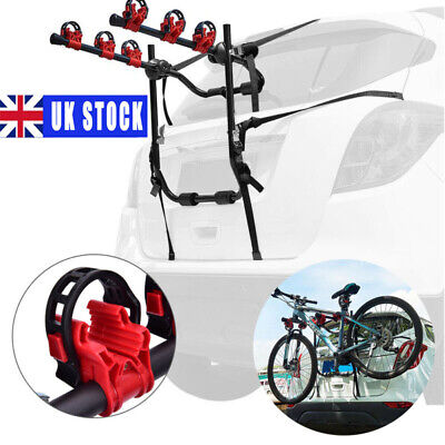 Car Cycle Carrier Rack Bicycle Rack Fitting SUV Universal Frame Can Bear 60kg UK • 23.99£