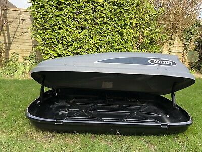 Odyssey Roof Box  • 50£
