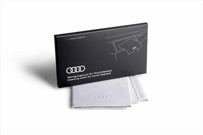 Genuine Audi Touchscreen Cleaning Cloth 80A096325 • 4.75£
