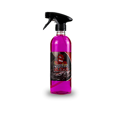 500ml Devils Blood X Fallout Iron Remover Wheel Cleaner Car Detailing V15 • 6.79£