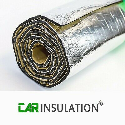 5m² Thermo Liner Van 10mm Insulation Closed Cell Foam Car Flame Retardant GM10mm • 59.99£