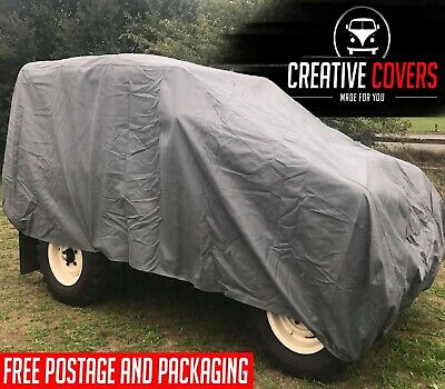 Land Rover Series 1-3 Swb, Defender 90 Tailored Waterproof Car Cover • 65£
