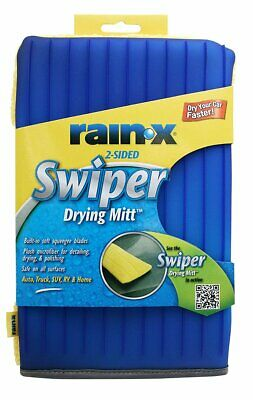Rain-X 2 Sided Swiper Drying Mitt 45137X • 17.99£