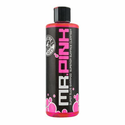 Chemical Guys MR. PINK Super Suds Shampoo Superior Surface Cleanser 16 Oz • 9.39£