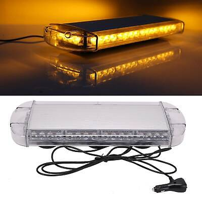 40LED Car Roof Recovery Light Bar Amber Warning Strobe Flashing Beacon Magnetic • 48.99£