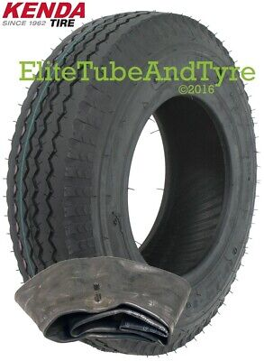 4.80/4.00-8 6ply 70M K-371 High Speed Trailer Tyre & Tube. Max Load 335kg • 26.20£