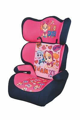Paw Patrol High Back Booster Seat (damaged Box But Perfect Stock) • 49.99£