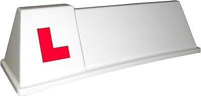 Driving School Of Motoring Sign Roof  Magnet New Learner Vehicle Som2 • 45£